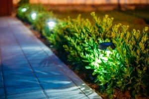 Enhance Your Yard with Outdoor Lighting